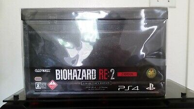 NEW RESIDENT EVIL 2 Remake Collector's Edition (PS4) Gamestop