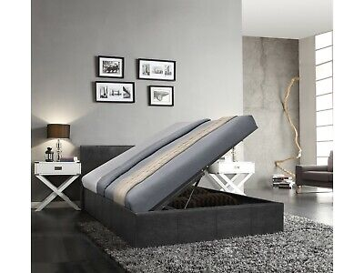 Sensational Gator Side Lift Ottoman Bed Mega Storage 4Ft Small Pdpeps Interior Chair Design Pdpepsorg