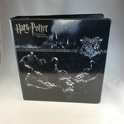 Limited Edition Trading Card Binder Harry Potter Prisoner of Azkaban San Diego