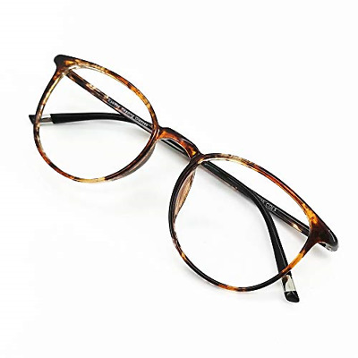 Andrea Jovine AR 178 Rectangle Reading Glasses Tortoise and Pink Clear 1.50