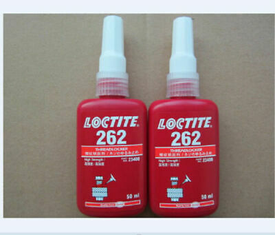 1 pcs LOCTITE 262 Medium Strength Threadlocker Promotions new