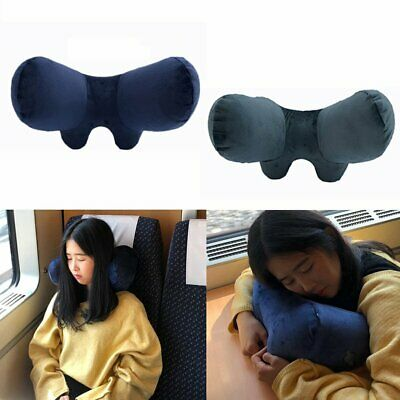 Flight Car Plane Travel Inflatable Travel Pillow Air Cushion Neck Rest Compact