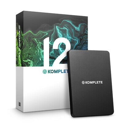 Native Instruments Komplete 12 UPGRADE From Komplete Select