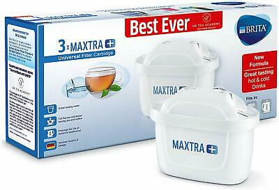8 BRITA Maxtra+ Plus Universal Water Filter Cartridges Pack of 6 NEW & FAST