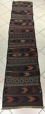 Kelim Baluch Orientteppich Wolle old rug alfombra tappeto vieux tapis