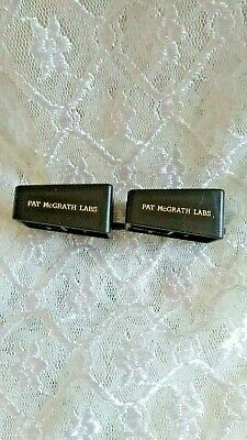Pat Mcgrath - 2 Pencil Sharpeners - For Lip Or Eye Pencils - New