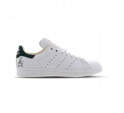 new concept aaad5 bc9f1 WOMENS ADIDAS STAN SMITH White Trainers G26324