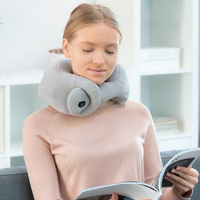 Innovagoods Coussin Cervical Massant Wellness Relax Bien-être Relaxation