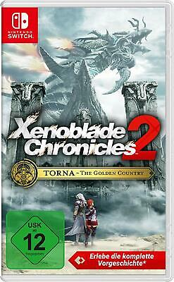 Xenoblade Chronicles 2: Torna - The Golden Country - Nintendo Switch - KOMPLETT