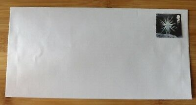 Self Seal Dl White Envelopes With 1St & 2Nd Class Stamp Attached Prestamped