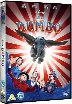 Dumbo [DVD] RELEASED 29/07/2019
