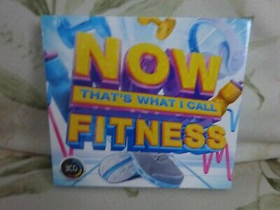 Now! That's What I Call Fitness- 2016 - Various Artists - New - Free Uk postage