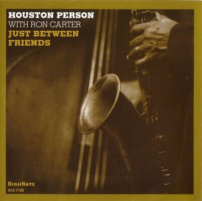 HOUSTON WITH CARTER - Just Between Friends