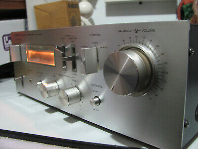 Hitachi HA-330 Stereo Amplifier Rare 70s Audiophile Japan Tested & Working