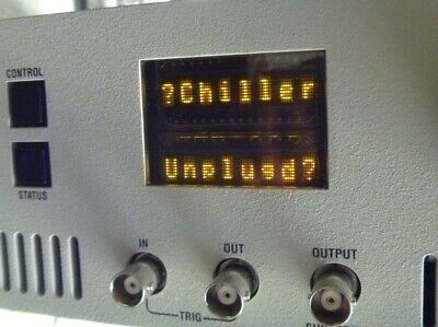 JDSUQ-Series QB-PS Laser Power Supply. Untested, Powers On.ESI/New Wave Research