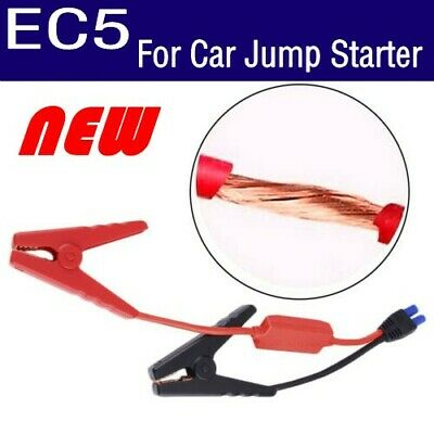"2 x CRC101 3.5/"" Motor Battery Charger Clamp Alligator Clip for Jump Starter #gtc"
