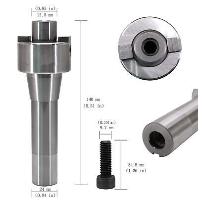 HFS(R) R8 FMB Milling Tool 22 7/16-20 Face Mill Holder