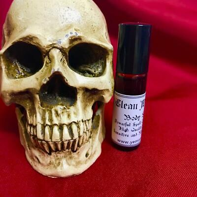 CLEAN WITCHCRAFT - Powerful Spell Oil for the Body 6mlRITUAL SPELL PERFUM WITCH
