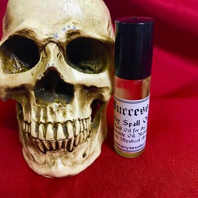 SUCCESS - Powerful Spell Oil for the Body 6mlRITUAL SPELL PERFUM WITCH