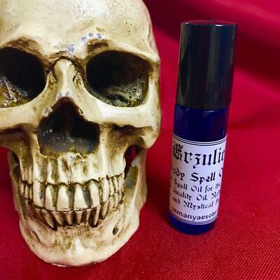 ERZULIE - Powerful Spell Oil for the Body 6mlRITUAL SPELL PERFUM WITCH
