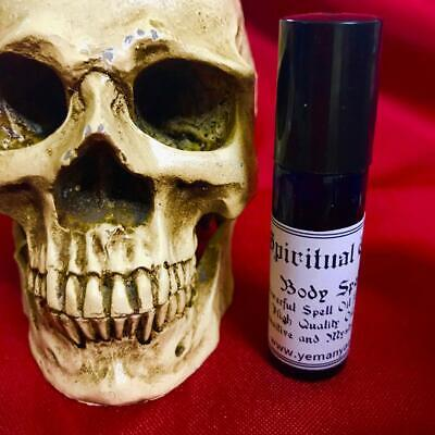 SPIRITUAL CONTACT - Powerful Spell Oil for the Body 6mlRITUAL SPELL PERFUM WITCH