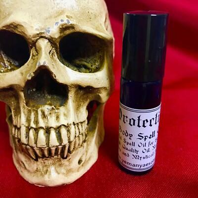 PROTECTION - Powerful Spell Oil for the Body 6mlRITUAL SPELL PERFUM WITCH