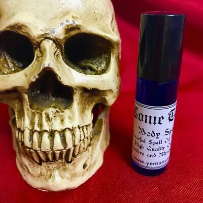 COME TO ME - Powerful Spell Oil for the Body 6mlRITUAL SPELL PERFUM WITCH