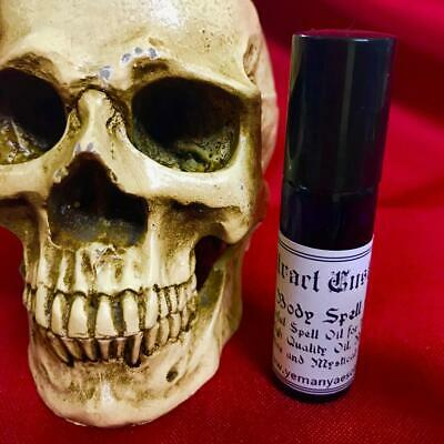 ATTRACT CUSTUMER - Powerful Spell Oil for the Body 6mlRITUAL SPELL PERFUM WITCH