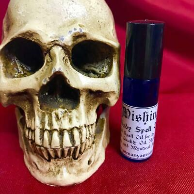 MISHING - Powerful Spell Oil for the Body 6mlRITUAL SPELL PERFUM WITCH