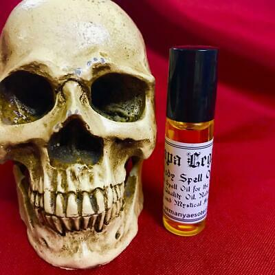 PAPA LEGBA - Powerful Spell Oil for the Body 6mlRITUAL SPELL PERFUM WITCH