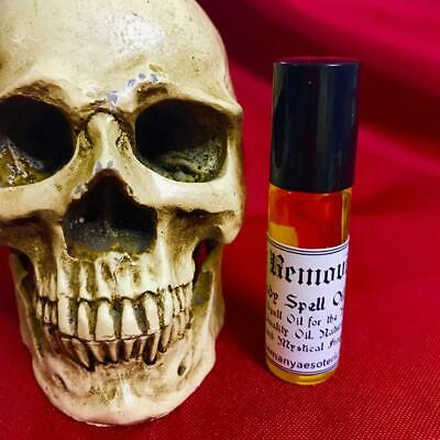 HEX REMOVING - Powerful Spell Oil for the Body 6mlRITUAL SPELL PERFUM WITCH