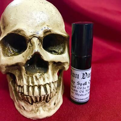 VAN VAN - Powerful Spell Oil for the Body 6mlRITUAL SPELL PERFUM WITCH