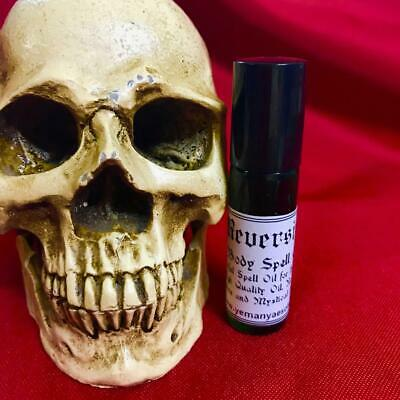 REVERSING - Powerful Spell Oil for the Body 6mlRITUAL SPELL PERFUM WITCH