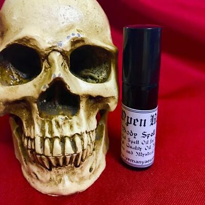OPEN ROAD - Powerful Spell Oil for the Body 6mlRITUAL SPELL PERFUM WITCH