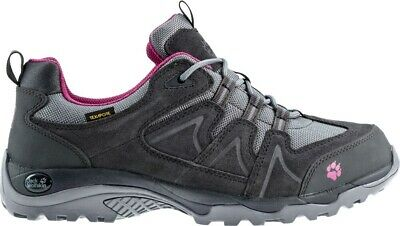JACK WOLFSKIN TRACTION Low Texapore Damen pebble *UVP 119,99
