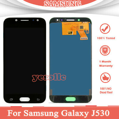 For Samsung Galaxy J5 2017 J530F LCD Screen Replacement Touch Display Black
