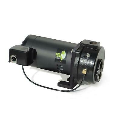 ECO FLO Convertible Jet Pump 1 115 Volt/230 Volt Thermal Overload Protection