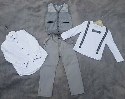 Next Okaidi France LH Boys Smart Outfit Wedding Party Size 3 Years