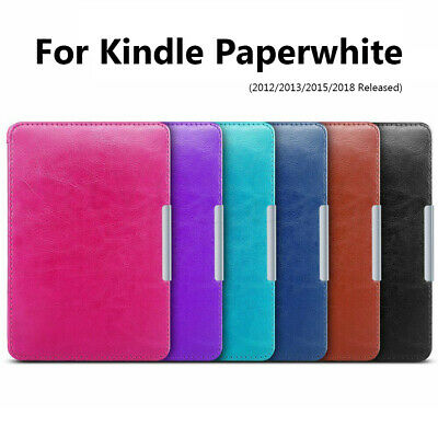 Shell e-Books Reader Magnetic Cover For Amazon Kindle Paperwhite 1/2/3/4