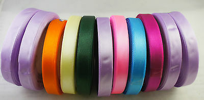 11 x Mixed Color Ribbon Reels Bundle Packing Gift Wrapping Decoration (R4)