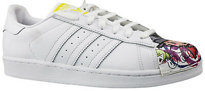 ADIDAS SUPERSTAR PHARRELL Supershell Sneaker Schuhe weiß