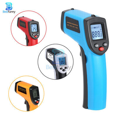 IR Laser Infrared Digital LCD Temperature Thermometer Gun Non-Contact GM320