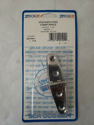 New Sea-Dog MARINE SEADOG 329950-1 Double Female UHF Connector L=1-1//8 OD-9//16