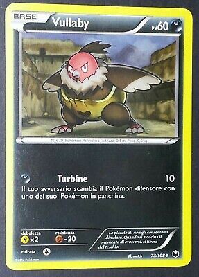 UMBREON  61//108 Carta in Italiano  POKEMON N/&B Esploratori delle Tenebre
