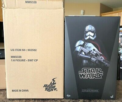 Hot Toys CAPTAIN PHASMA - sixth scale NEW MMS328 Star Wars