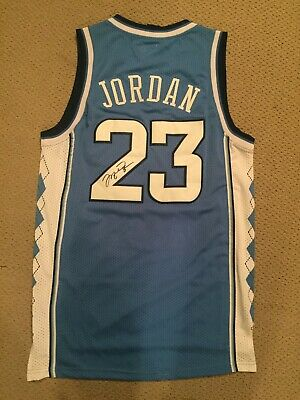 Michael Jordan Signed Jersey!  Read Below Into A Chance To Win Only 7 Spots Left