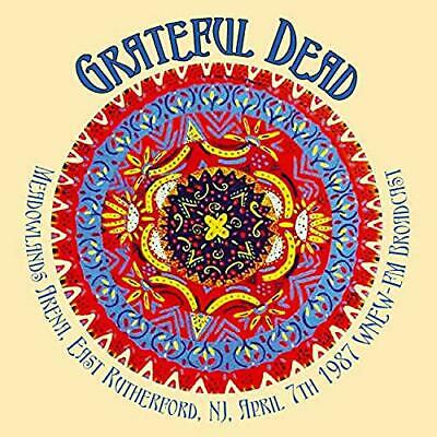 Grateful Dead - Meadowlands Arena, East Rutherford, Nj, April (UK IMPORT) CD NEW