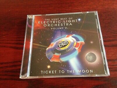 Electric Light Orchestra - Very Best Of --Volume Vol 2  -CD  -Ticket To The Moon