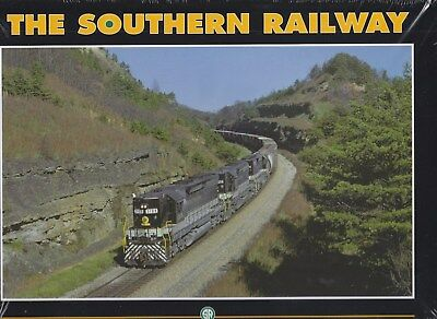 The Southern Railway-Railroad Book