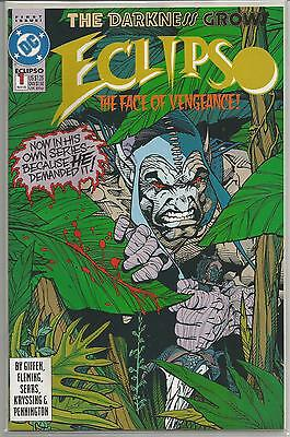Eclipso #1, Vintage DC Comic book from November 1992.
